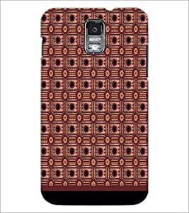 PrintDhaba Pattern D-1724 Back Case Cover for SAMSUNG GALAXY S5 (Multi-Coloured)