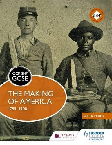 OCR GCSE History SHP: The Making of America 1789-1900 Test