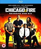 Chicago Fire: Season 1-6 Set (34 Blu-Ray) [Edizione: Regno Unito]