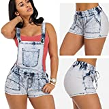 Neue Frauen-Dame Sexy Hot Pants Sommer Acid Wash - Best Reviews Guide