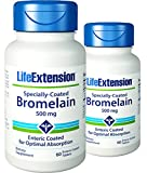 Best Life Extension Vitamin Packs - Life Extension Specially-Coated Bromelain | 60 enteric coated Review