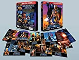 Masters del Universo BD Edición Metalica Numerada y Limitada con Postales 1987 Masters of the Universe [Blu-ray]
