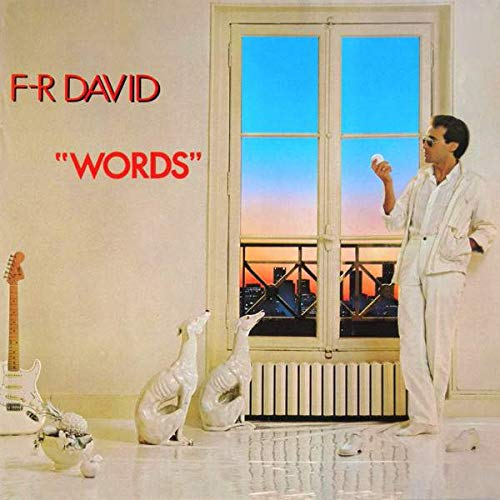 F.R. David - Words - Carrere - 2934 153