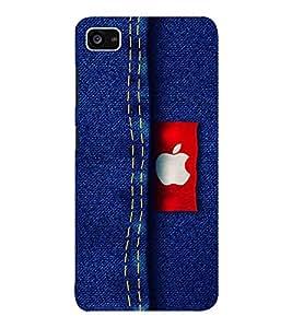 EPICCASE apple jean Mobile Back Case Cover For Lenovo ZUK Z2 (Designer Case)