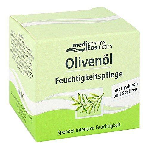 Olivenöl Feuchtigkeitspflege Creme 50 ml