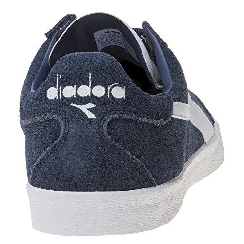 Diadora Herren B.Original VLZ Gymnastikschuhe Blue