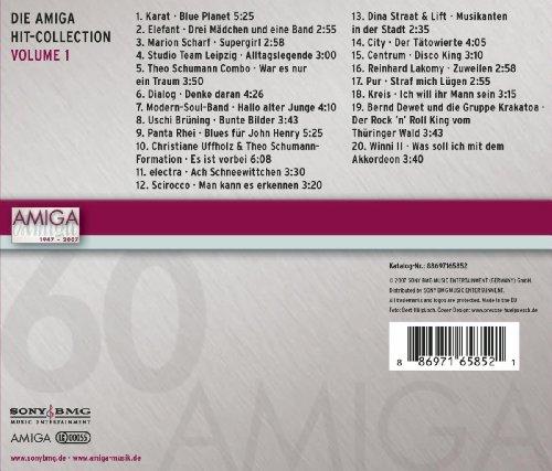 Amiga-Hit-Collection Vol. 1