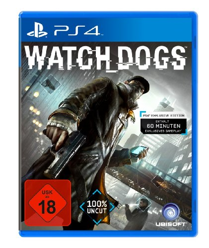 Watch Dogs - Bonus Edition - [PlayStation 4] (Playstation 4 Gta 5 Edition)