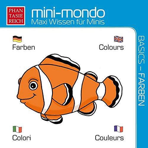 mini-mondo Farben