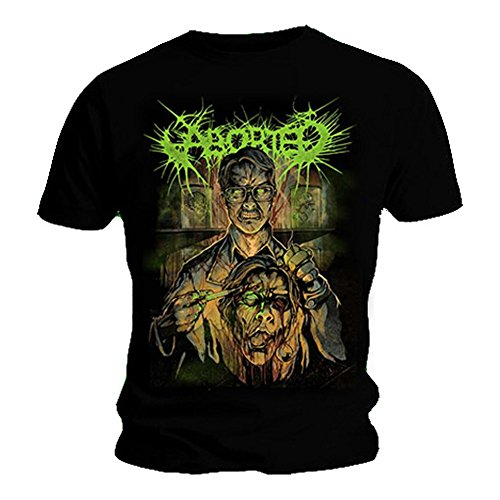 Aborted Re-Animator Movie Official Unisex T-shirt