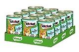 Kitekat Katzenfutter Nassfutter Adult für erwachsene Katzen mit Thunfisch in