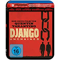 Django Unchained - Steelbook