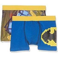 LEGO BATMAN 160477, Culotte para Niños, Azul (Bleu), 4 años