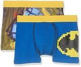 LEGO BATMAN Jungen Badehose 160477, (Bleu), 8 Jahre