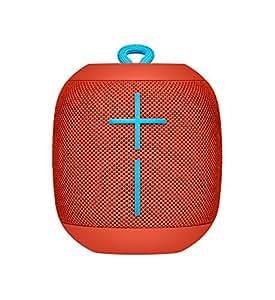 Ultimate Ears Wonderboom Portable Bluetooth Speakers (Red)