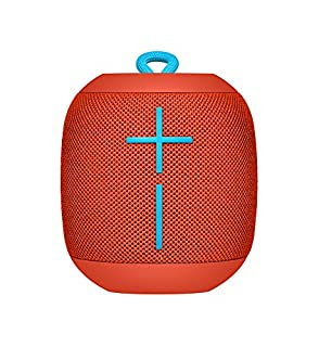 Ultimate Ears WONDERBOOM Bluetooth Speaker Waterproof with Double-Up Connection - Fireball Red (B06VWH9S58) | Amazon price tracker / tracking, Amazon price history charts, Amazon price watches, Amazon price drop alerts