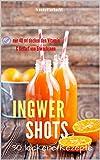 INGWER SHOTS: Der Vitamin C-Booster für das Immunsystem (fraudoktorkocht)