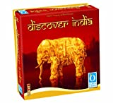 Queen Games 6069 - Discover India