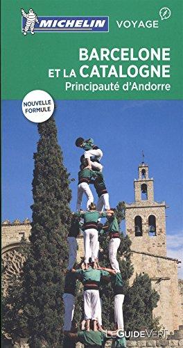 Guide Vert Barcelone et la Catalogne Michelin par MICHELIN