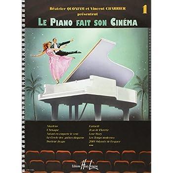 Le Piano fait son cinéma volume 1