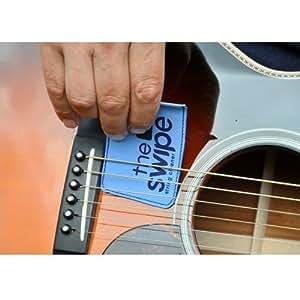 The Swipe Guitar String Cleaner