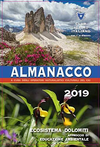 Almanacco 2019 Club Alpino Italiano