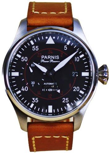 parnis-automatikuhr-modell-2106-fliegeruhr-im-vintage-design-robustes-lederarmband-seagull-markenuhr