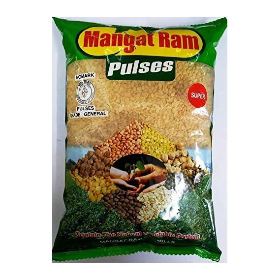 MANGAT RAM Tohfa Moong Dhuli (Small) -1 kg