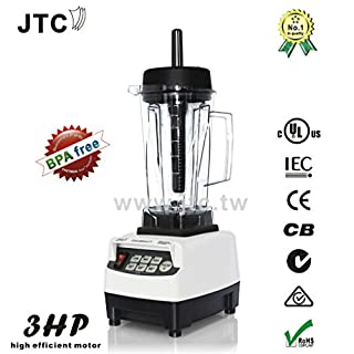 ARBUYSHOP Heavy duty commercial blender with BPA free jar,Model: TM-800,White,FREE SHIPPING,100% GUARANTEE NO. 1 QUALITY IN THE WORLD