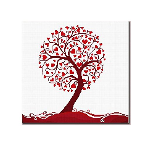 domei-stamped-cross-stitch-kit-love-tree-of-red-heart-204-x-204inches