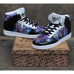 Dac crew High Top Sneaker Schuhe Style Custom