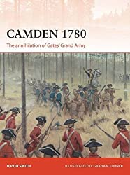 Camden 1780: The annihilation of Gates' Grand Army (Campaign)