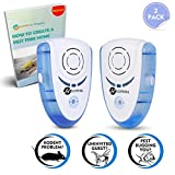 Best Termite Controls - Pest Repellent, 4 IN 1 Electromagnetic Ultrasonic Mice Review