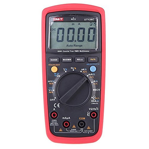 True RMS Digital-Multimeter UT139C