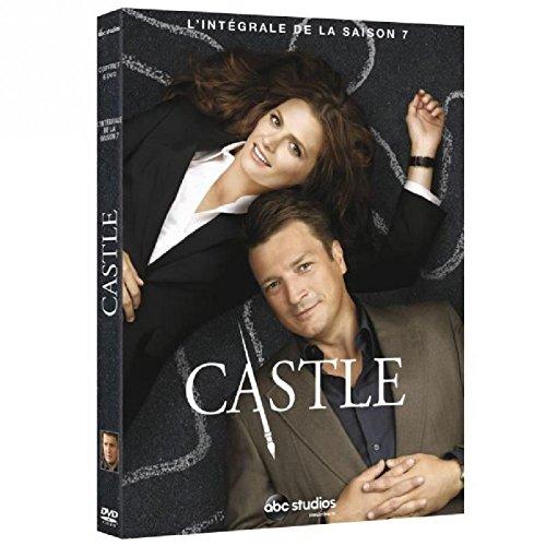 Dvd castle saison 7