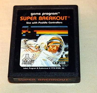 Super Breakout ( Atari 2600 ) by Atari