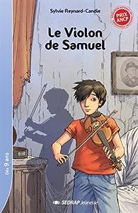 Le violon de Samuel par Sylvie Reynard-Candie