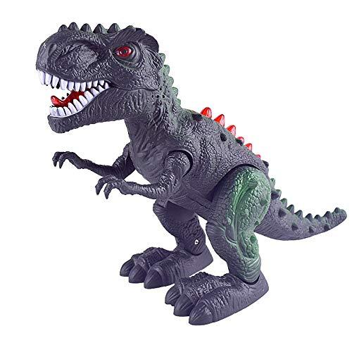 Igemy Dinosaurier Elektronischer Gehender Roboter, der Wechselwirkendes Dino Spielzeug Brüllt (Mehrfarbig)