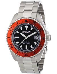 Nautec No Limit Herren-Armbanduhr Deep Sea STSTORBK