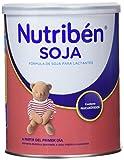 Nutribén Leche Soja G - 400 gr