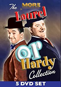 More Laurel Or Hardy Collection [Import USA Zone 1]
