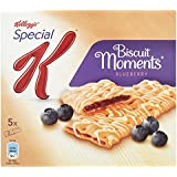 Moments Special K de Kellogg Biscuit Blueberry 5 x 25g