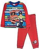 Kids Boys Official Postman Pat PJ's Let's Go Go Pat 12-18
