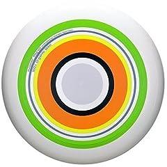 Idea Regalo - Eurodisc - Frisbee Ultimate Spring, da Competizione, con Traiettoria di Volo Stabile fino a 100 Metri, 175 g