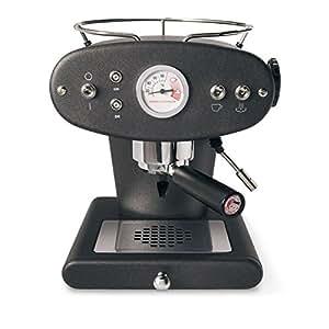 Francis Francis for Illy X1 Ground Coffee Machine, Black