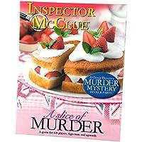 Paul Lamond 6345 A Slice of Murder Mystery - Juego de mesa de fiesta