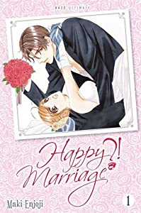 Happy Marriage ?! Edition double Tome 1