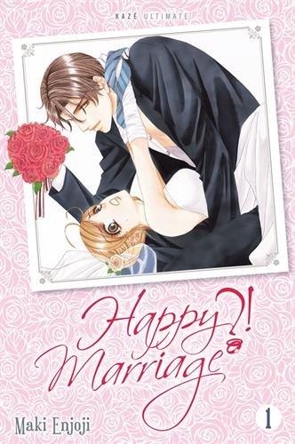 Happy Marriage Ultimate ?! T01 par Maki ENJOJI