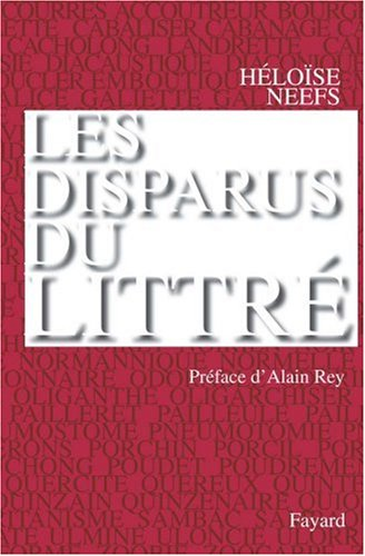 Les Disparus du Littré
