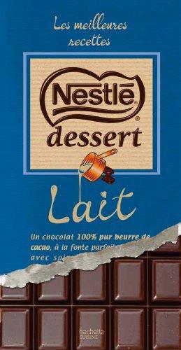 Nestlé dessert au chocolat au lait par Collectif